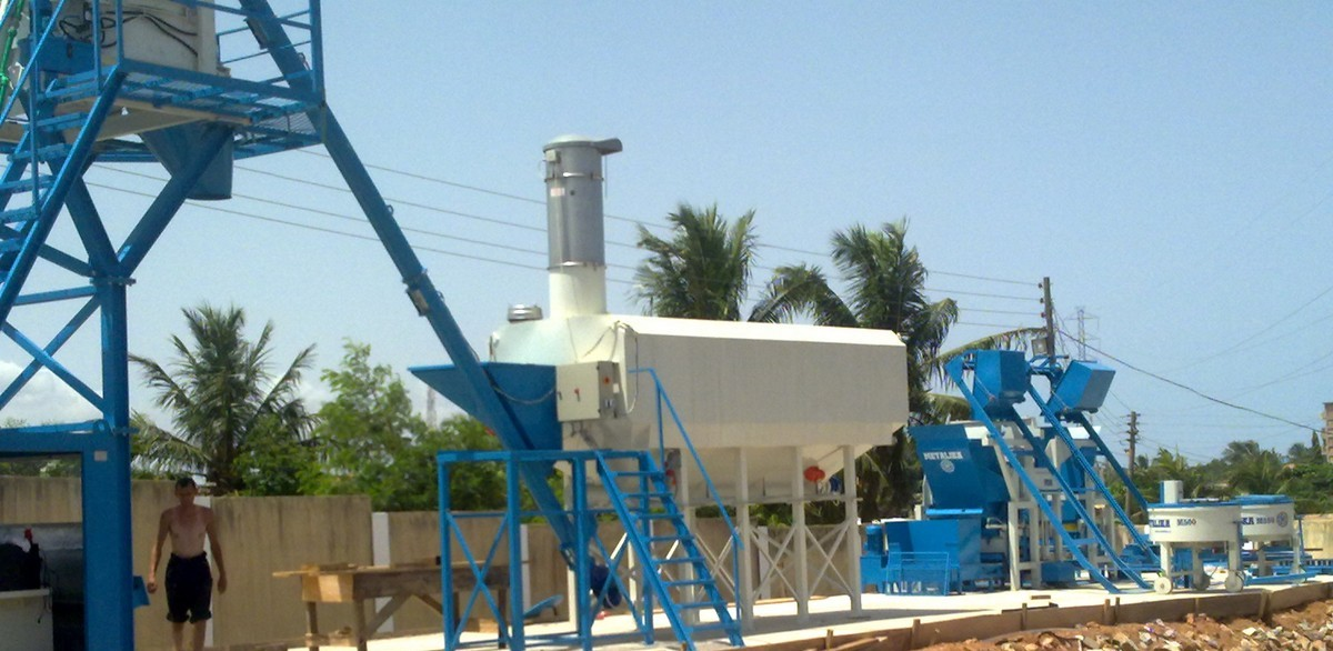 Metalika concrete machines